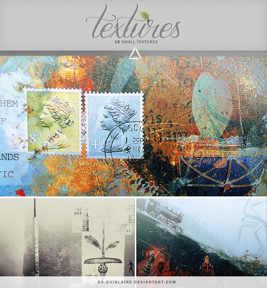 Textures - A Vida Nova by So-ghislaine