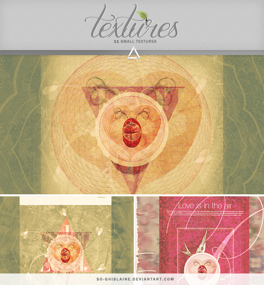 Textures - Air by So-ghislaine