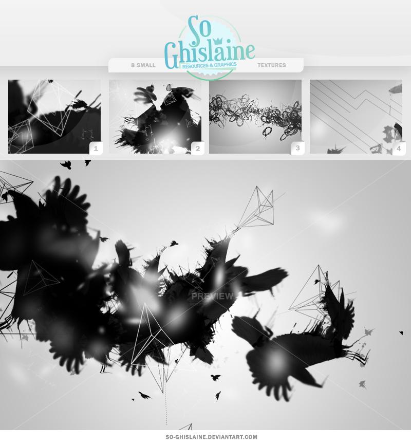 Textures - Futuristic by So-ghislaine