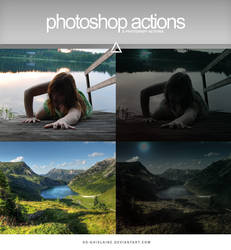 Actions - Creepy by So-ghislaine