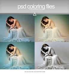 PSD - Angel by So-ghislaine