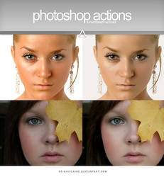 Actions - Retouch