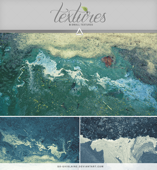 Textures - Coast by So-ghislaine