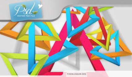 PSD - Triangle by So-ghislaine