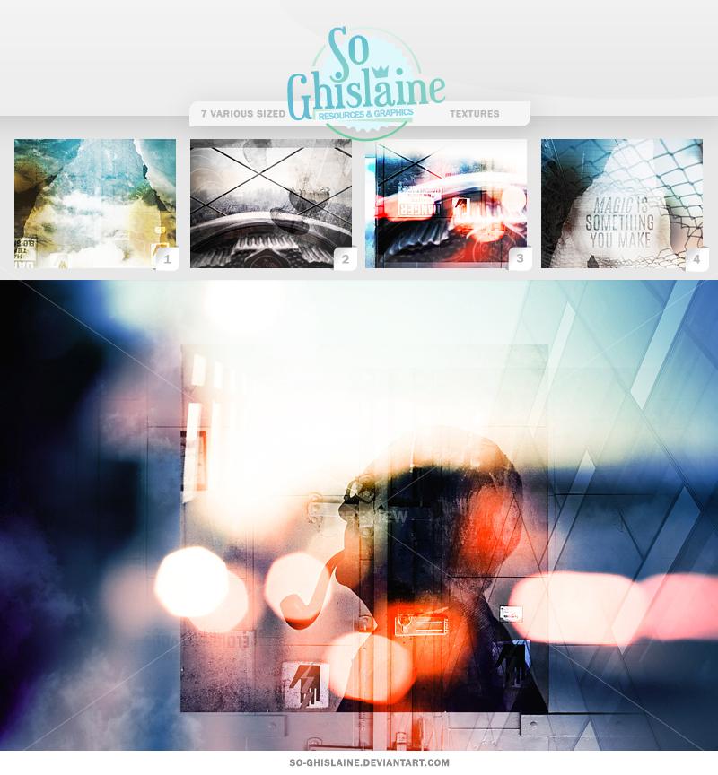Textures - Magic by So-ghislaine