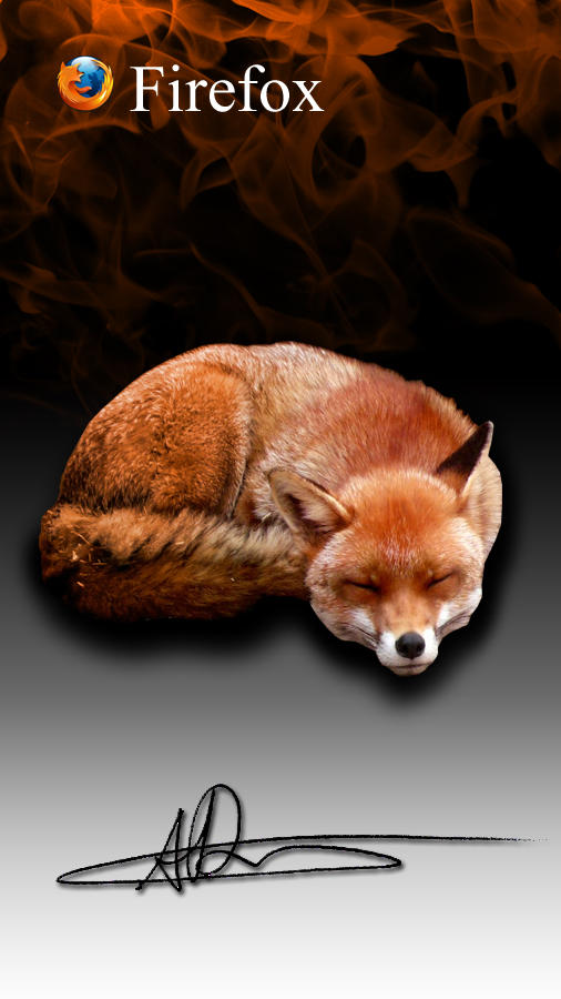 Firefox Icon by technia