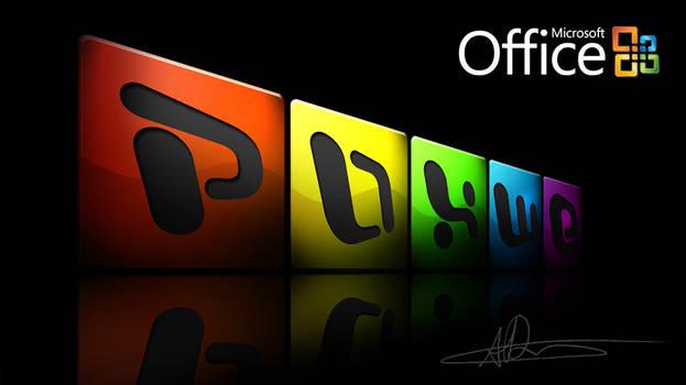CS4 Icons - Office - Light