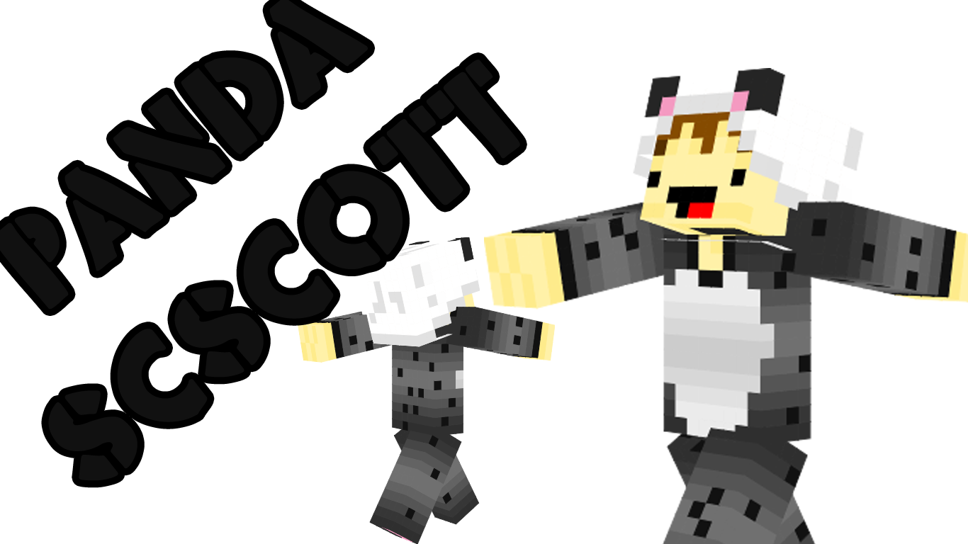Minecraft Boy Skins Panda Scscott By Scscott On Deviantart