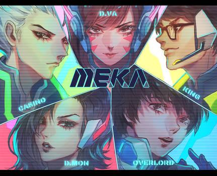 MEKA squad - (Animated)