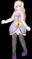 .:PD Fairy Macaron Luka DL:. by Korousu