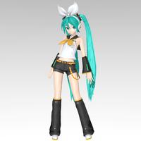 .:DT Miku Rin Style DL:. by Korousu