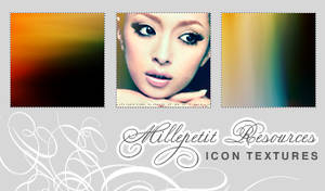 MP: Light Icon Textures 2 by millepetit