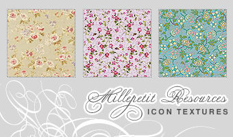 MP: Floral Icon Textures