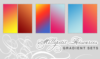 MP: Summer Loving Gradients by millepetit