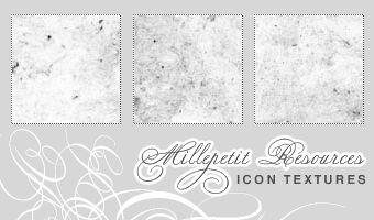 MP: Grainy BnW Icon Textures