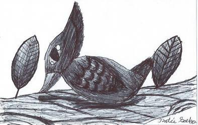 Bird by AnimeKatieKitty