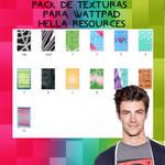 Pack de texturas para wattpad #9