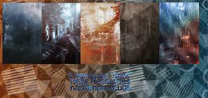 Dark Textures by voidxprescott