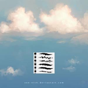 Cloud brushes