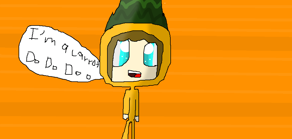 DanTDM mods Drawings, The Carrot Dimensions Mod by Kittygames50 on