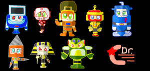 Robot Masters (MM4)