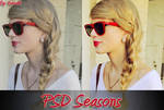 PSD Seasons