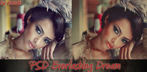 PSD Everlasting Dream by Hiyya91