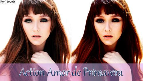 Action Amor de Primavera by Hiyya91