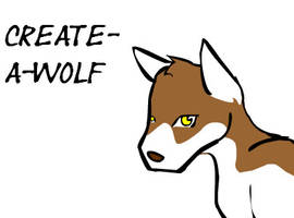 Create-A-Wolf by Frosted-Kitty