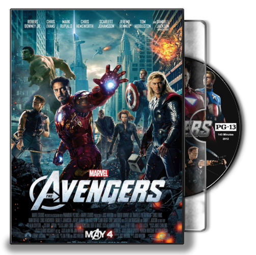 Folder Icon DVD Cover By