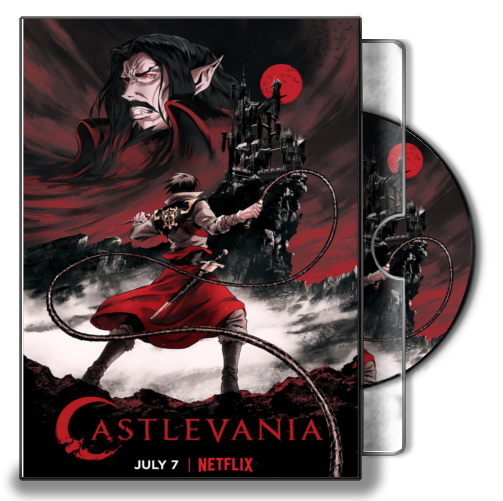 Anime On Netflix 2018: Anime Folder Icon Case By MarroneCavalcante On DeviantArt