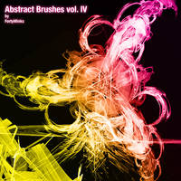 Abstract brush pack vol. 4 by forty-winks