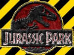 Rocky Jurassic Park Logo Classic colors