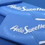 Hello Sweetie! chocolate bars