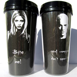 Buffy thermal mug by F-A