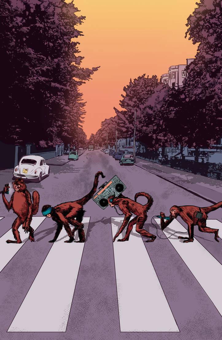 The 4th Monkey Anthology! by salo-art