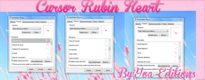 Cursor Rubin Pink By: Yoa Editions