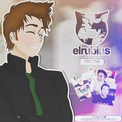 Elrubius   Boy PSD by yoaeditions