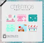 Christmas Patterns   Motivos para PS