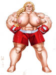 Heavyweight: Natasha by Verrakon