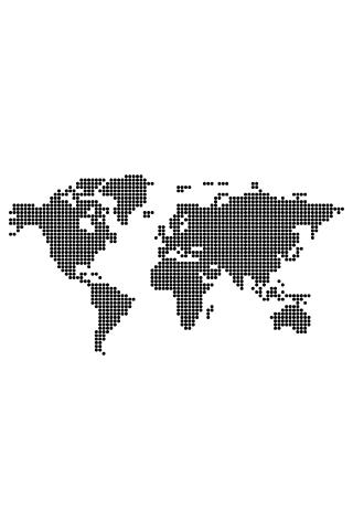 Global Map Vector