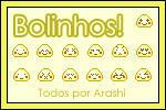 Emoticons: Bolinhos by kaitou-arashi