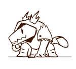 Slark Standin' and Crouchin' Animation