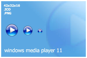 Windows Media Player 11 by elusive