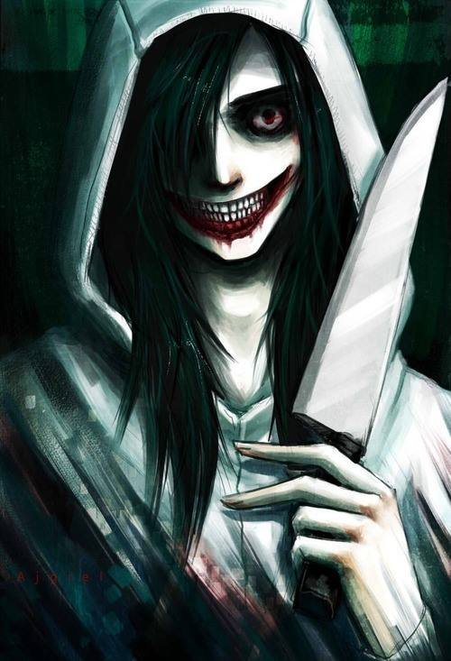 Creepypasta The Fighters Jeff The Killer By Maxgomora1247
