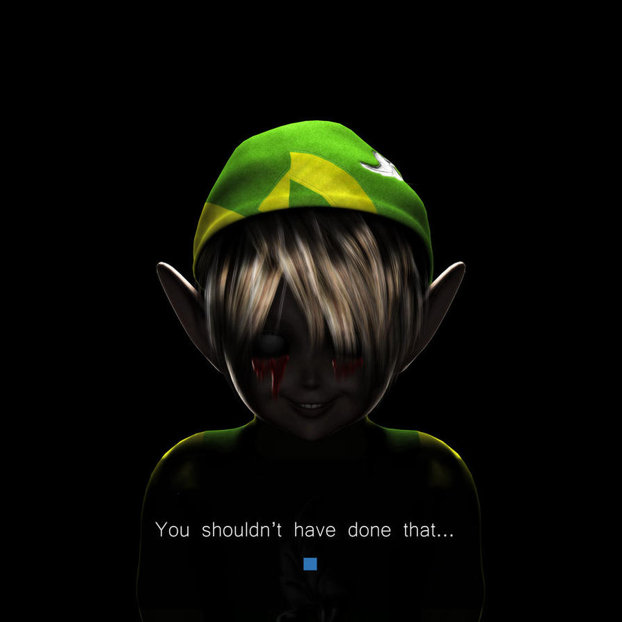 Creepypasta the fighters ben drowned by maxgomora1247 on deviantart