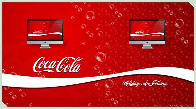 Coca Cola Classic Holiday