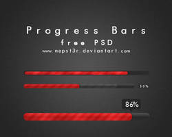 Progress Bars 2 +PSD by nepst3r