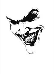 Joker face by nepst3r