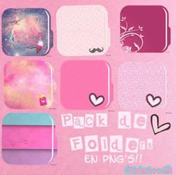 Pack de Folders by MostachooGirl
